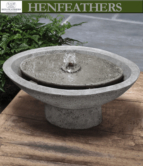 Zen Oval Fountain