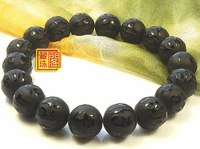 10MM OM Mantra Wrist Malas