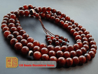 12MM 14MM Buddhist Prayer Malas