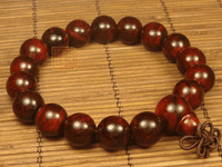 12MM Redsandalwood Wrist Malas
