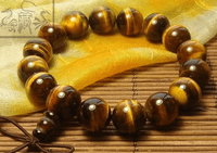 12MM Tiger Eye Wrist Malas