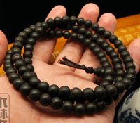 6MM Agarwood 108 Beads Tibetan Mala