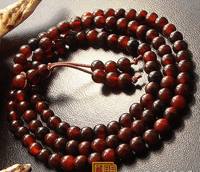 6MM Bloodstone 108 Prayer Beads