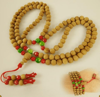 6MM Sandalwood 108 Beads Mala