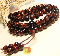 6MM Tiger Eye 108 Beads Mala