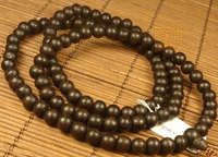 7MM Agarwood Tibetan Malas