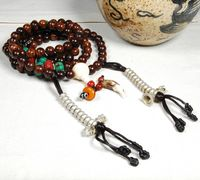 12MM Tibetan Old Bodhi Seeds Mala - Sold Out