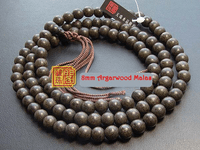 8MM Agarwood Tibetan Malas
