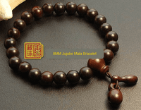 8MM Jujube Prayer Beads Bracelet