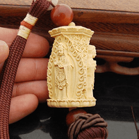 Buddha Statue Amulet for Car