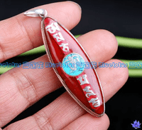 Coral OM Pendant - Sold out
