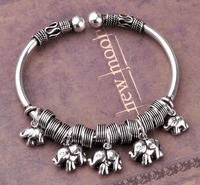 Elephant Good Luck Bracelet
