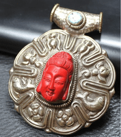 Guanyin Buddha Statue Pendant - Sold Out