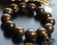 Indian A++ Agarwood Mala Bracelet