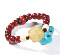 Jade Sakyamuni Bracelet - Sold Out