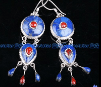 Lapis Lazuli Earrings - Sold Out