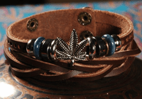 Lovers' Leather Bracelet