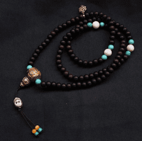 Redsandalwood 108 Prayer Beads