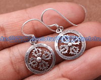 Sterling Dorje Earrings