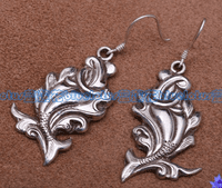 Sterling Earrings - Double Fish