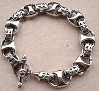 Sterling Silver Bracelet - Sold Out