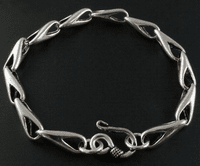 Sterling Silver Longevity Bracelet - Sold Out