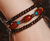 Tibetan Agate Bracelet - Sold Out