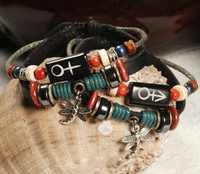 Tibetan Beaded Bracelet - For Lovers