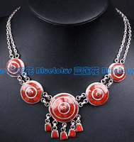 Tibetan Coral Necklace - Sold Out