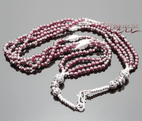 Tibetan Garnet Necklace