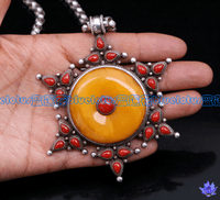 Tibetan Handmade Necklace - Sold Out