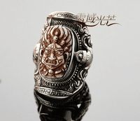 Tibetan Mahakala Buddha Ring - Sold out