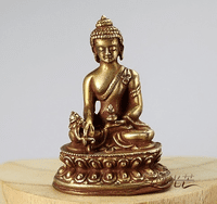 Tibetan Medicine Buddha Statue - Sold Out