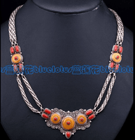 Tibetan Old Mila Necklace - Sold Out