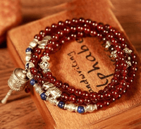 Tibetan Prayer Wheel Bracelet - Sold Out