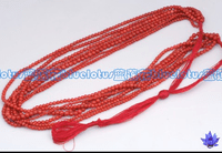 Tibetan Red Coral Necklace - Sold Out