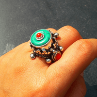 Tibetan Turquoise Ring - sold out
