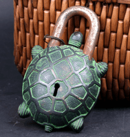 Tibetan Turtle Locket