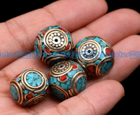 Turquoise Coral Beads - Sold Out