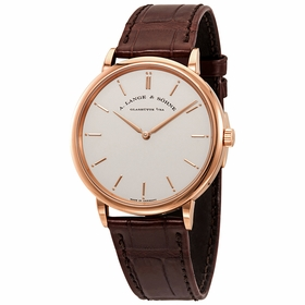 A. Lange & Sohne 211.032 Saxonia Thin Manual Wind Mens Hand Wind Watch