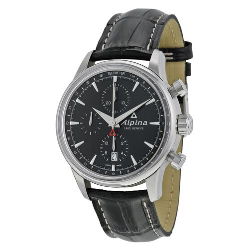 Alpina AL-750B4E6 Alpiner Mens Chronograph Automatic Watch