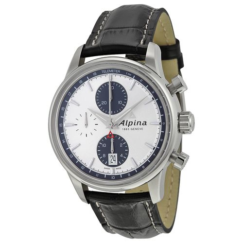 Alpina AL-750SG4E6 Alpiner Mens Chronograph Automatic Watch