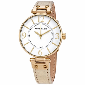 Anne Klein 10-9168WTGD  Ladies Quartz Watch