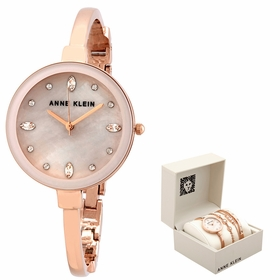 Anne Klein 3352PKST  Ladies Quartz Watch