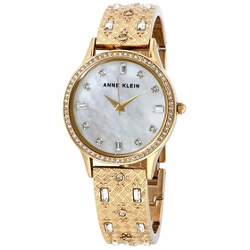 Anne Klein 3360MPGB  Ladies Quartz Watch