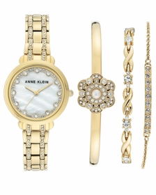Anne Klein AK/3488GPST  Ladies Quartz Watch