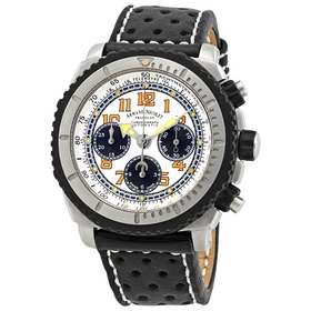 Armand Nicolet 9166G-AG-P160NR4 S05-1 Mens Chronograph Automatic Watch