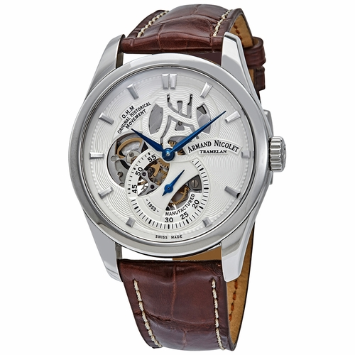 Armand Nicolet A132AAA-AG-P713MR2 L16 Mens Hand Wind Watch