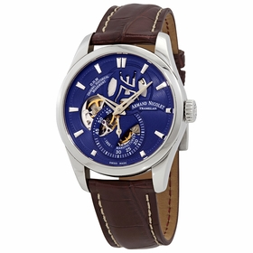 Armand Nicolet A132AAA-BU-P713BX2 L16 Mens Hand Wind Watch