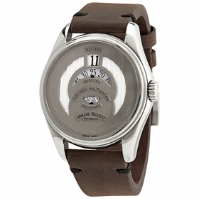 Armand Nicolet A136AAA-GR-PK2140TM HS2 Mens Automatic Watch